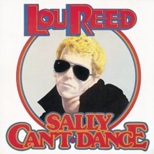 Lou Reed - Sally Can't-Dance (1974)